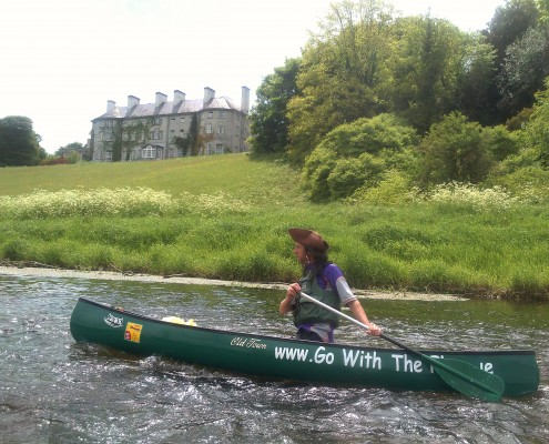Canoe Hire & Holidays - Go with the Flow River Adventures