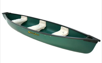 Water Quest Scout 14′ Square Stern Canoe