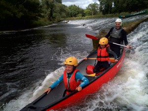Children whitwwater fun_gowiththeflow.ie