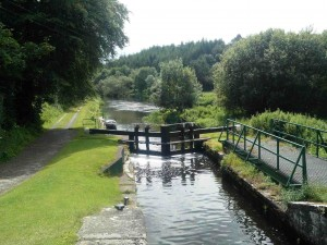 Lower Tinnahinch Lock